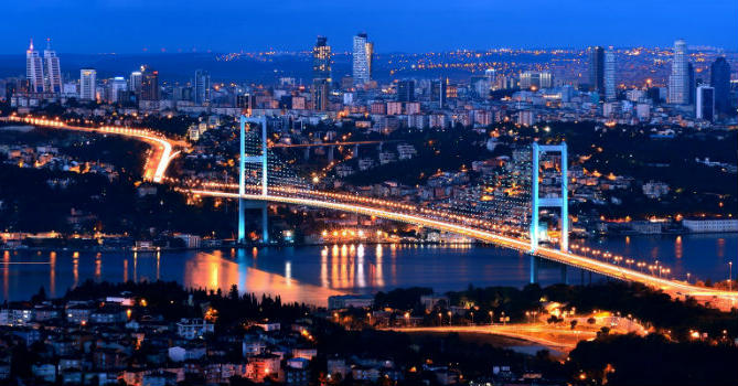 4 Day Short Layover in Istanbul