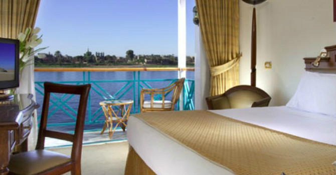4 Day MS Royal Lily Christmas Nile Cruise