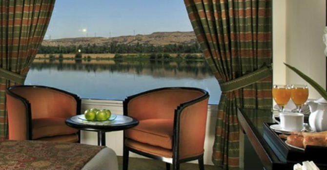 4 Day Sonesta St. George New Year Nile Cruise