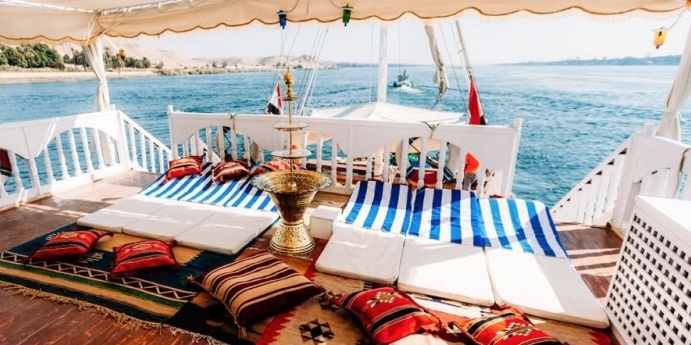 3 Night Dahabiya Amoura Nile River Boat