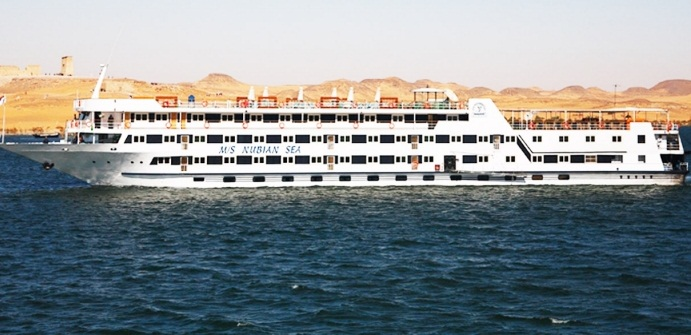 4 Day MS Nubian Sea Lake Nasser Cruise
