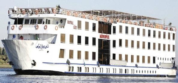 4 Day Movenpick Royal Lily Nile Cruise
