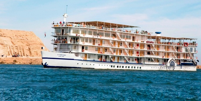 4 Day Prince Abbas Lake Nasser Cruise