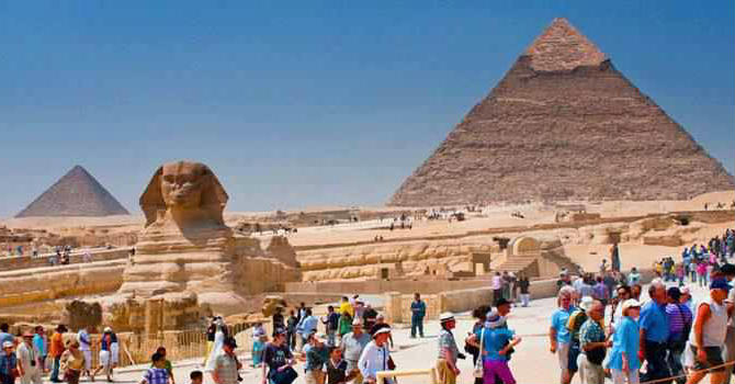 Cairo Luxury 4 Days Sightseeing Trips Package
