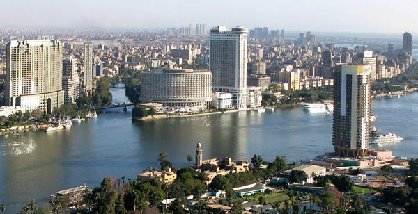 4 Days in Cairo Mena House Hotel