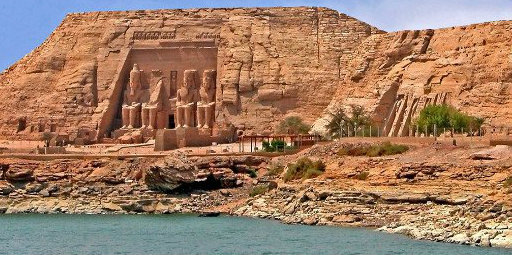 Lake Nasser Cruise Easter Vacation 2019
