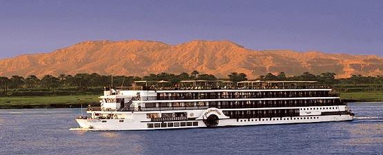 4 Days Sonesta St. George Easter Nile Cruise
