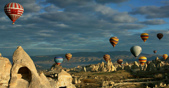 Istanbul & Cappadocia 4 Nights Trip Packages