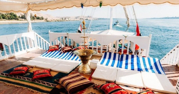 5 Day Ms Dahabiya Amoura Nile Cruise