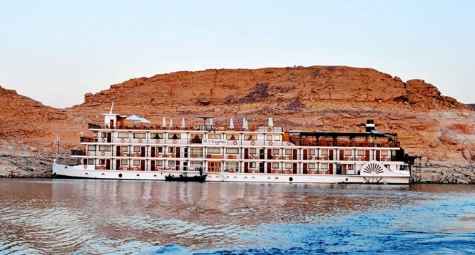 5 Day MS Eugenie Lake Nasser Cruise