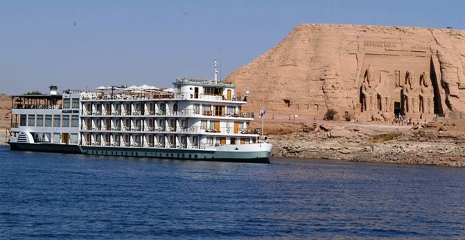 5 Day MS Kasr Ibrim Lake Nasser Cruise