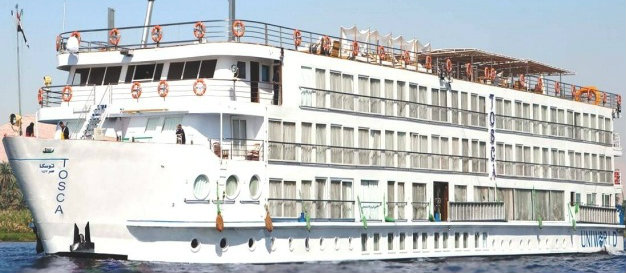 5 Day Ms Tosca Nile Cruise