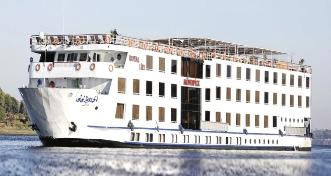 5 Day Movenpick MS Royal Lily Xmas Nile Cruise