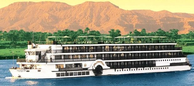 The Oberoi Philae Nile Cruise 5 Day