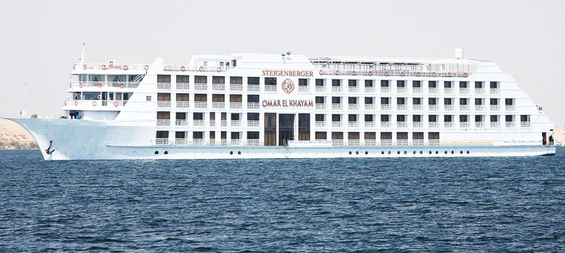 5 Day Omar El Khayam Lake Nasser Cruise