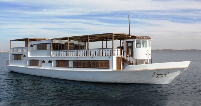 5 Day SAI Dahabiya Lake Nasser Cruise
