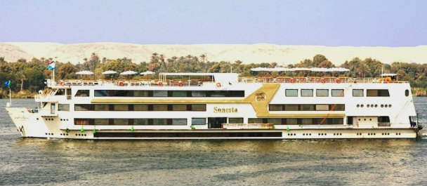 5 Day Sonesta Nile Goddess Nile Cruise