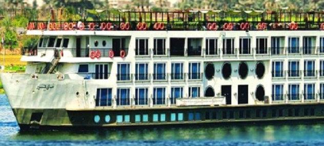 5 Days Ms Mayfair Xmas Nile Cruise