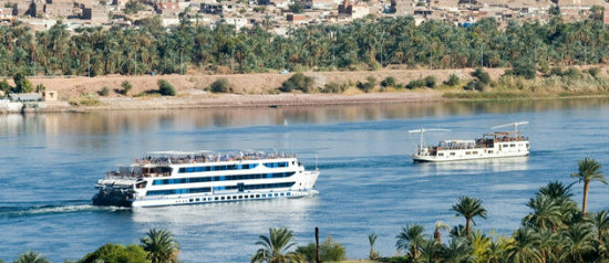 5 Days Nile Cruise Sharing Group