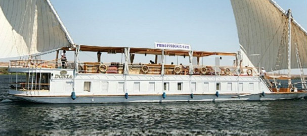 5 Night Ms Donia Dahabiya Nile Cruise