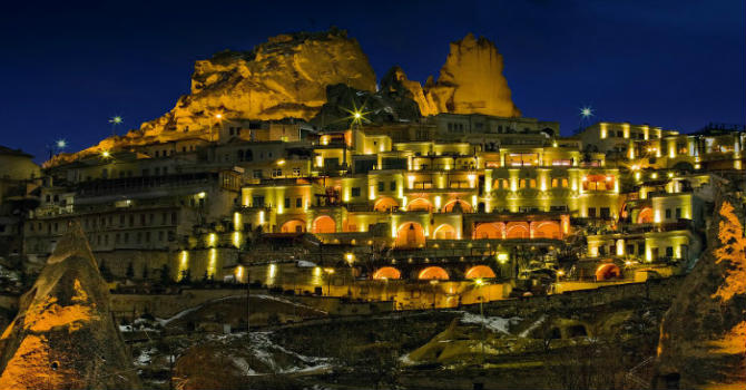 5 Nights Cappadocia & Istanbul Tours