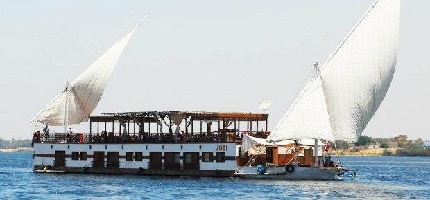 7 Day Dahabiya Judi Nile Cruise