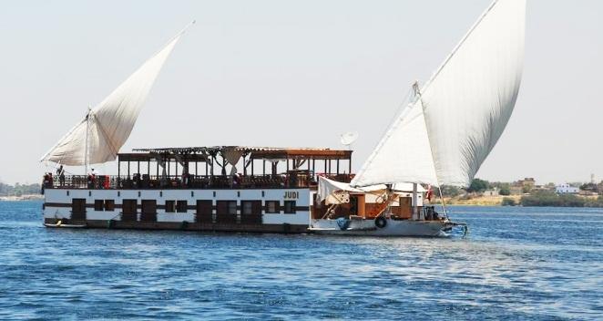 7 Day MS Dahabiya Judi Nile Cruise