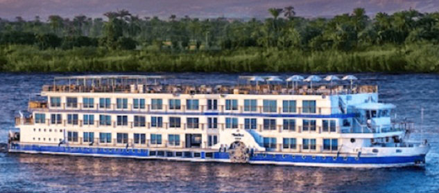 The Oberoi Philae Nile Cruise 7 Days