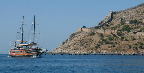 8 Day Motor Yacht Charter Turkey