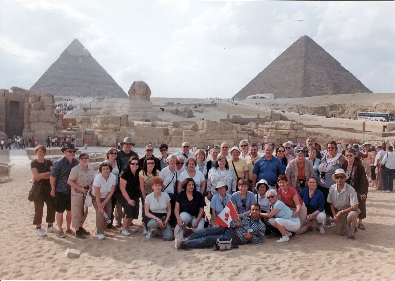 8 Days Cairo & Nile Cruise Group Tour