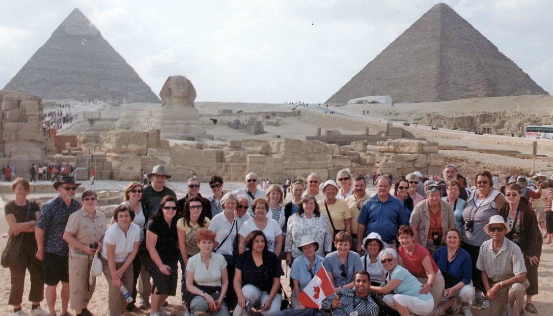 8 Days Cairo & Nile Cruise Group Tour