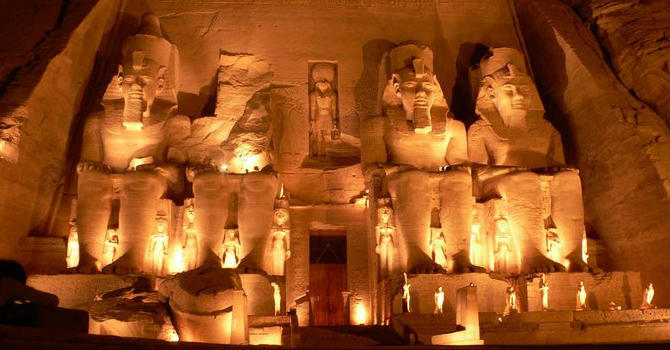 2 Day Abu Simbel Tour From Luxor