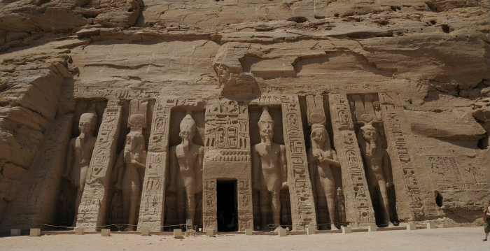 Trip to Abu Simbel by Flight | Abu Simbel Tour From Aswan