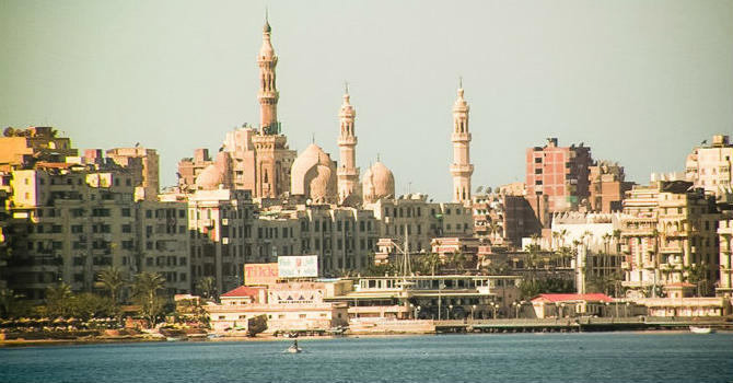 Cairo & Alexandria 2 Days Tours From Port Said