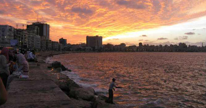 Cairo to Alexandria City Tours