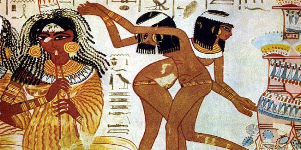 Ancient Egypt Music