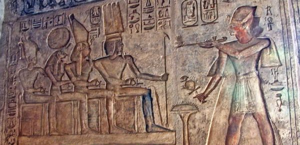 Ancient Food in Egypt