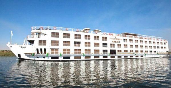 4 Day Nile Cruise Aswan to Luxor