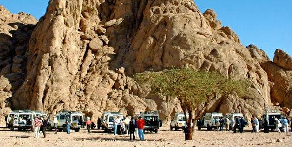BBQ & Jeep Safari Hurghada