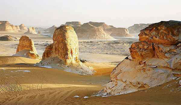 3 Days Bahariya Oasis Tour