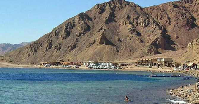 Blue Hole Dahab Tour From Sharm