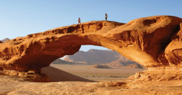 Budget Travel Jordan