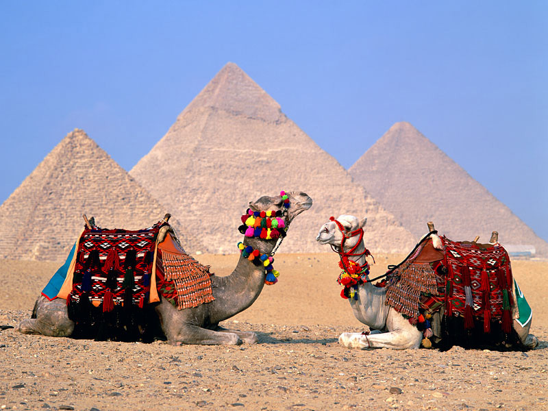 Cairo & Giza Pyramids 3 Days Group Trip