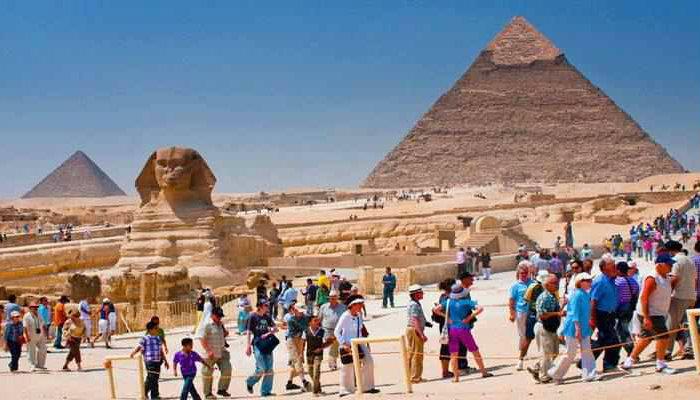 Giza Pyramids Tour From Marsa Alam