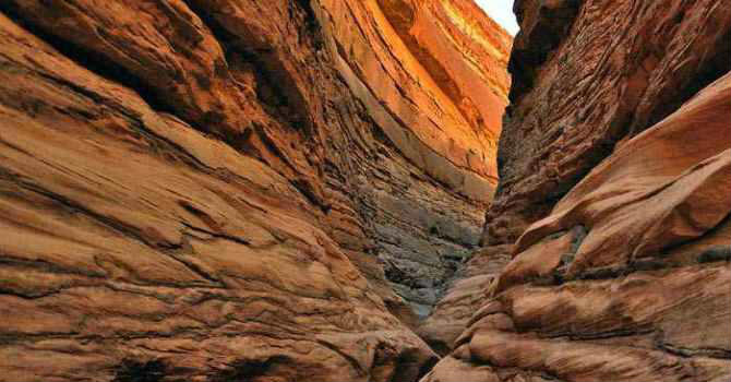 Colored Canyon Tour From Sharm Marina