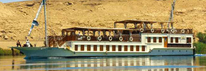 Dahabiya Nile Cruiser