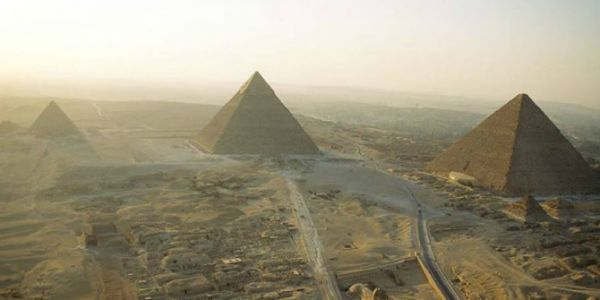 Day Trips from Hurghada to Giza Pyramids