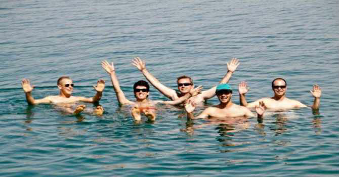 Dead Sea Swimming Day Tours From Aqaba Port