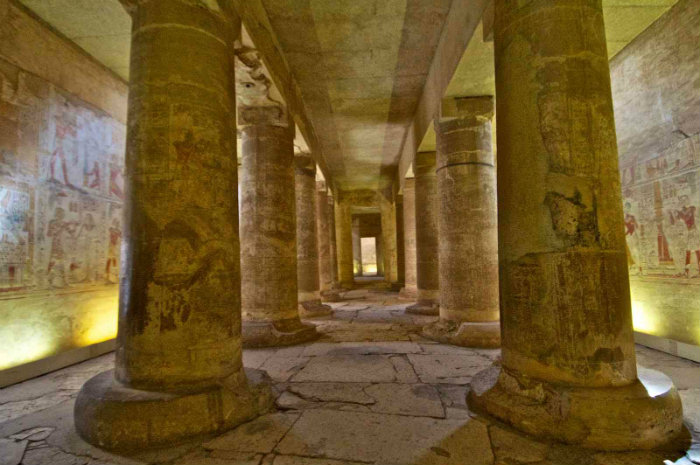 Abydos & Dendra Road Tours From Luxor