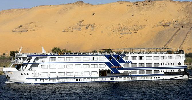 Dubai and Egypt Nile Cruise Package